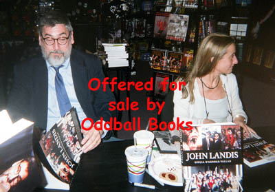 Image for John Landis (SIGNED!)